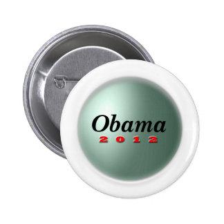 Obama 6 Cm Round Badge