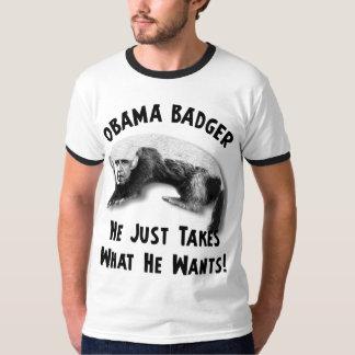 Obama Badger - 2012 T-shirt