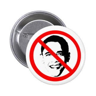 Obama Barack No Pins