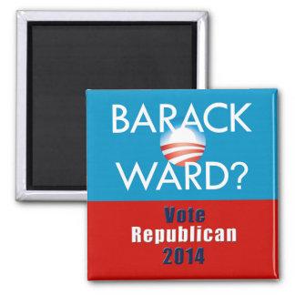 Obama (Barack-Ward?/Vote Republican) Magnet Magnets