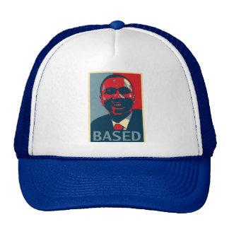Obama Based God Cap