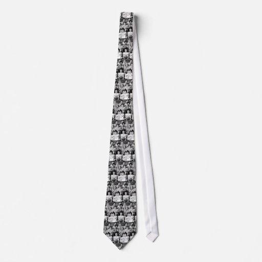 OBama BaSKeTBaLL Custom Tie