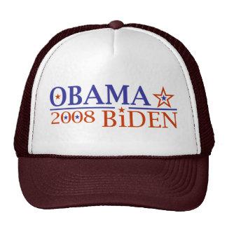 Obama Biden 08 Cap