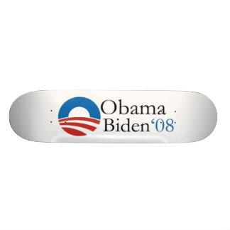 Obama Biden 08 Skateboard
