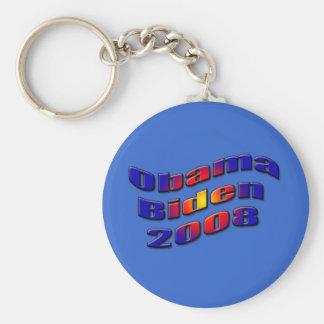 obama biden 2008 key ring