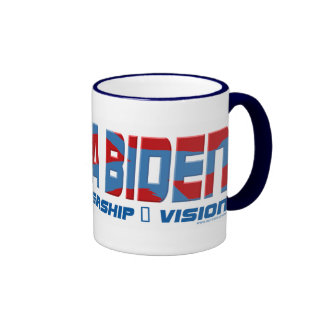 Obama Biden 2009 Gear Ringer Coffee Mug