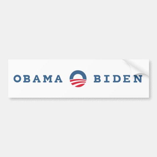 Obama / Biden 2012 Bumper Sticker
