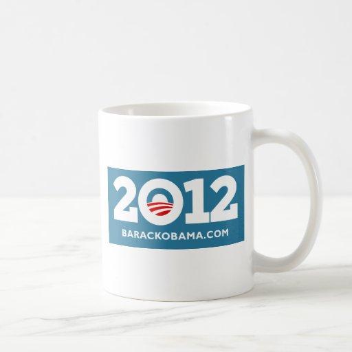 Obama Biden 2012 Coffee Mugs
