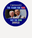 Obama Biden 2012 :The Team for YOU T-shirts