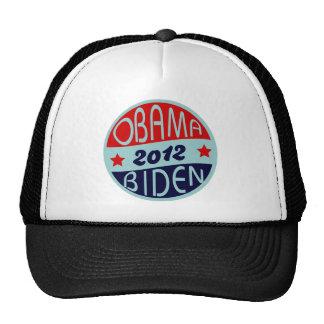obama biden 2012 vintage trucker hats