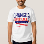OBAMA-BIDEN (2 sided) T-shirts