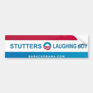 Obama Biden bumper stickers for Romney supporters