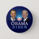 Obama Biden Election 2012 Buttons