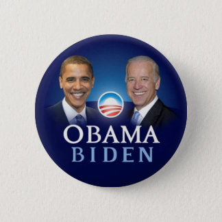 Obama Biden Election 2012 Buttons