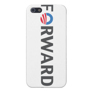 Obama Biden Forward Slogan Grey Covers For iPhone 5