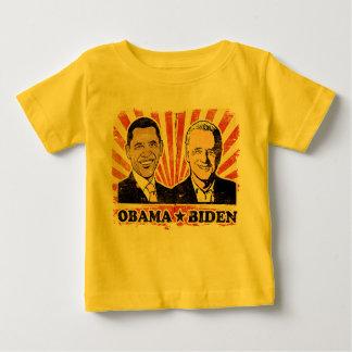 Obama Biden Portraits Infant T-Shirt