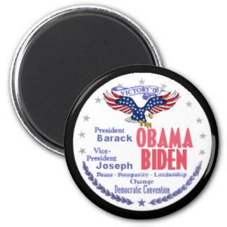 Obama Biden Ticket Magnet