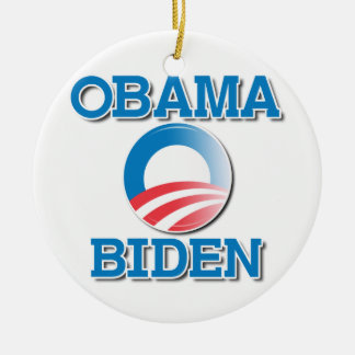 OBAMA BIDEN TWO NAMES -.png Christmas Ornament