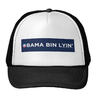 Obama bin Lyin' Mesh Hat