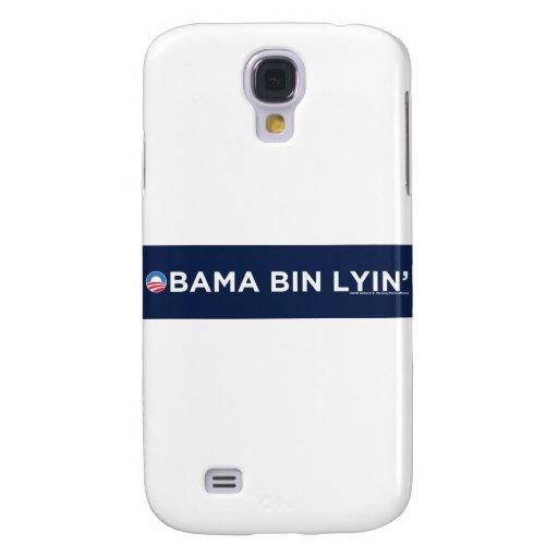Obama bin Lyin' Galaxy S4 Cover