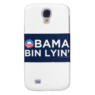 Obama bin Lyin Galaxy S4 Case