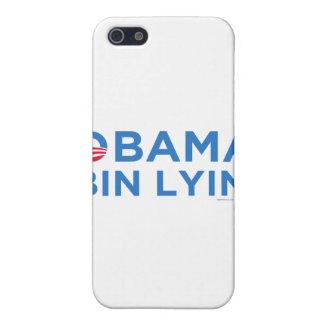 Obama bin Lyin Covers For iPhone 5