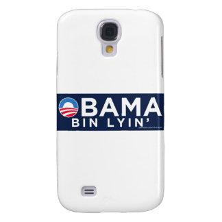 Obama bin Lyin Galaxy S4 Cases