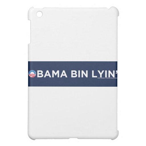 Obama bin Lyin' Cover For The iPad Mini