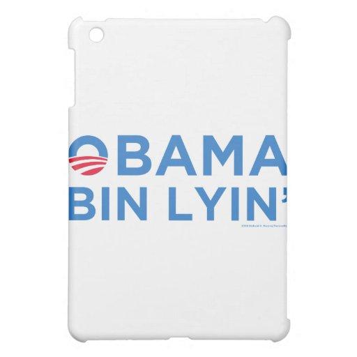 Obama bin Lyin' iPad Mini Cases