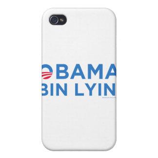 Obama bin Lyin iPhone 4 Covers