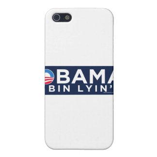 Obama bin Lyin iPhone 5 Covers