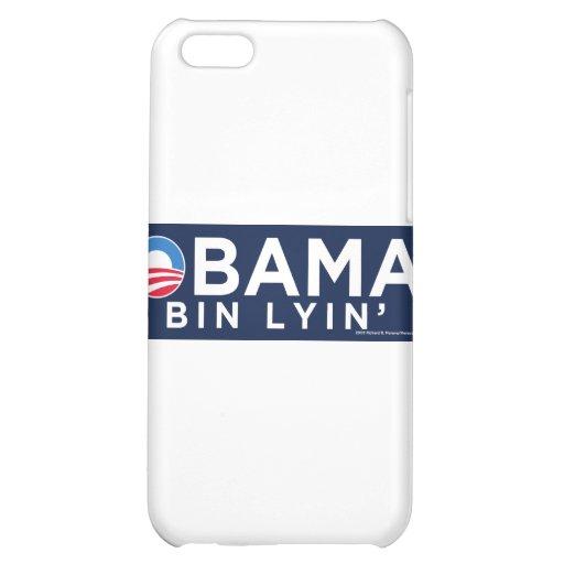 Obama bin Lyin' iPhone 5C Case