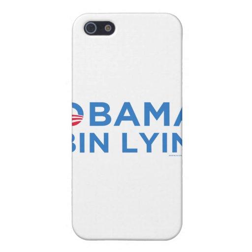 Obama bin Lyin' Covers For iPhone 5