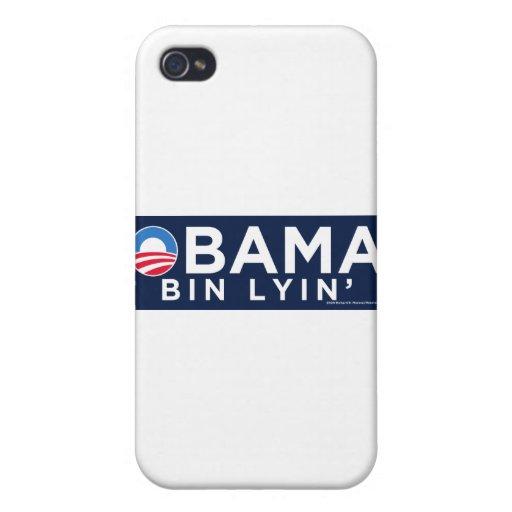 Obama bin Lyin' iPhone 4/4S Case