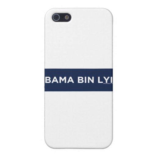 Obama bin Lyin' Cover For iPhone 5
