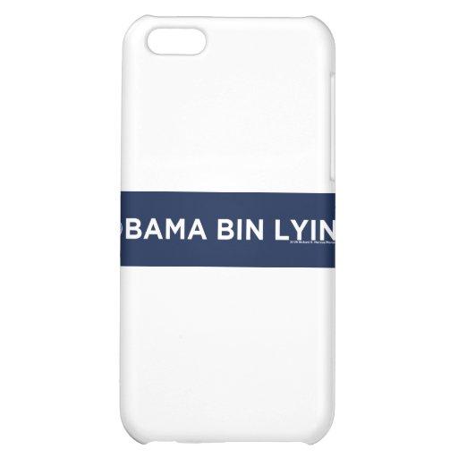 Obama bin Lyin' Cover For iPhone 5C