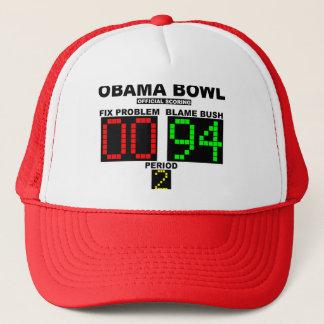 Obama Bowl - Official Scoring Trucker Hat