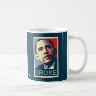 Obama:  Broke Mugs