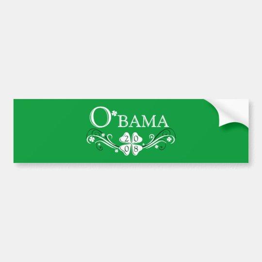 O'bama Bumper Sticker