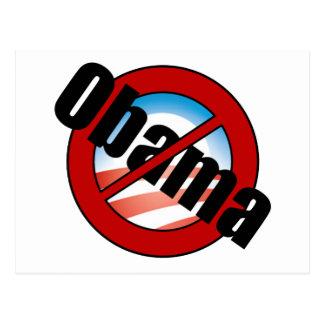 Obama Buster Postcard