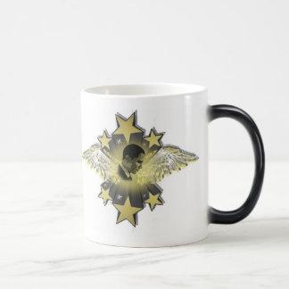 obama caffeein morphing mug