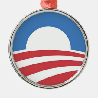 Obama campaign Christmas Ornament