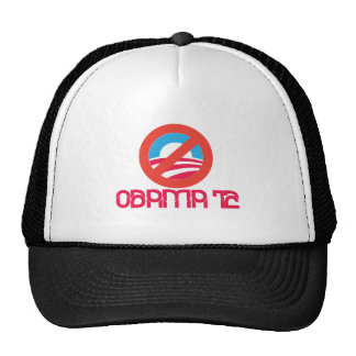 OBAMA-CANCELLED HATS