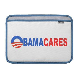 Obama cares MacBook sleeves