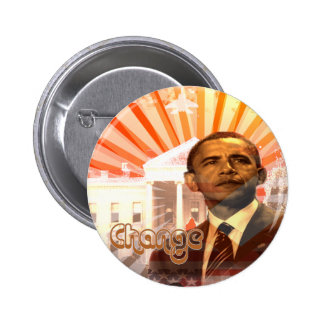 Obama Change Button