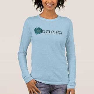 Obama Change is Beautiful Long Sleeve T-Shirt