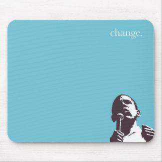 Obama: Change Mouse Mat