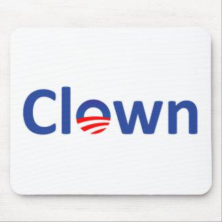 Obama Clown Mousepad