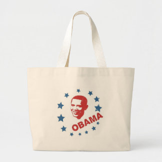 Obama Collection Large Tote Bag