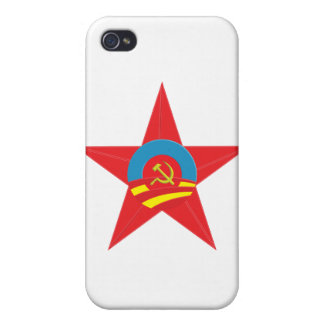 Obama Communist Star iPhone 4/4S Covers